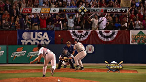 Kenny Powers Strike Out Game 7