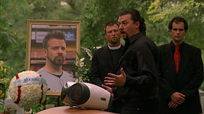 Kenny Powers Gives Shane's Funeral Eulogy