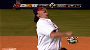 Kenny Powers Celebrates